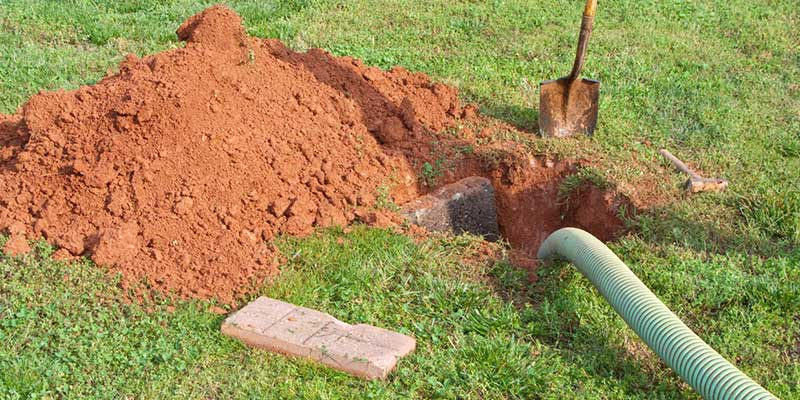 schedule septic pumping for your home