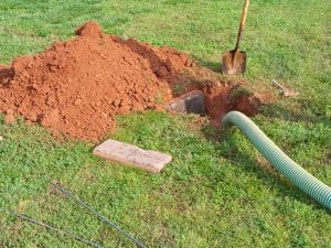 Septic Tank Replacement in Indian Trail, North Carolina