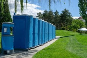 Top Reasons to Rent a Porta Potty